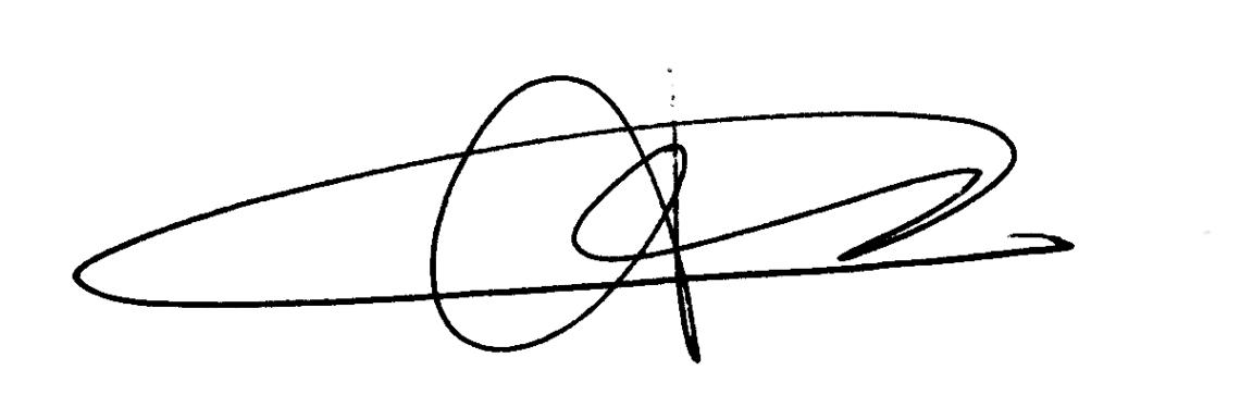 Handtekening Famke